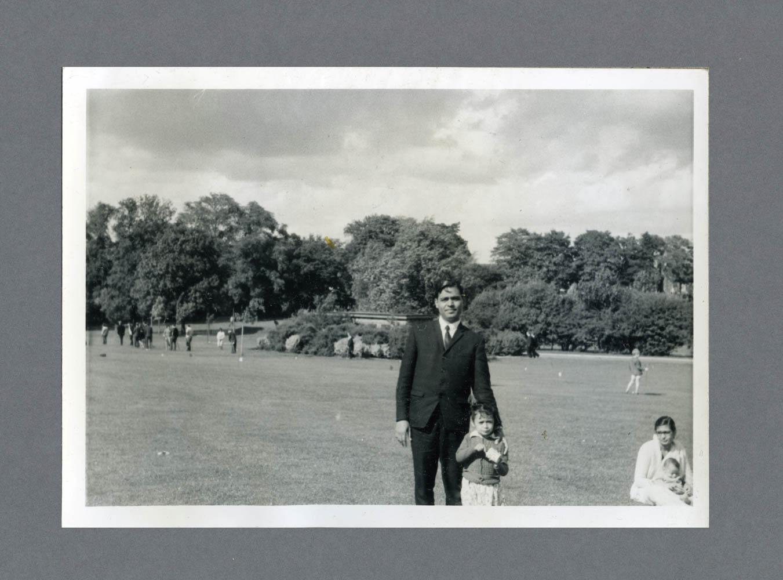 Bantock Park c.1966