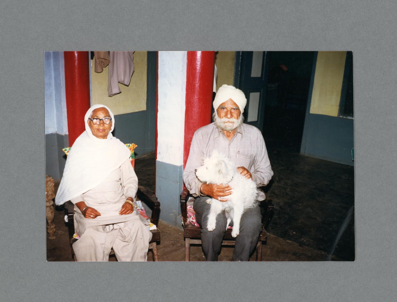 Dhaniwali, Punjab c.1977