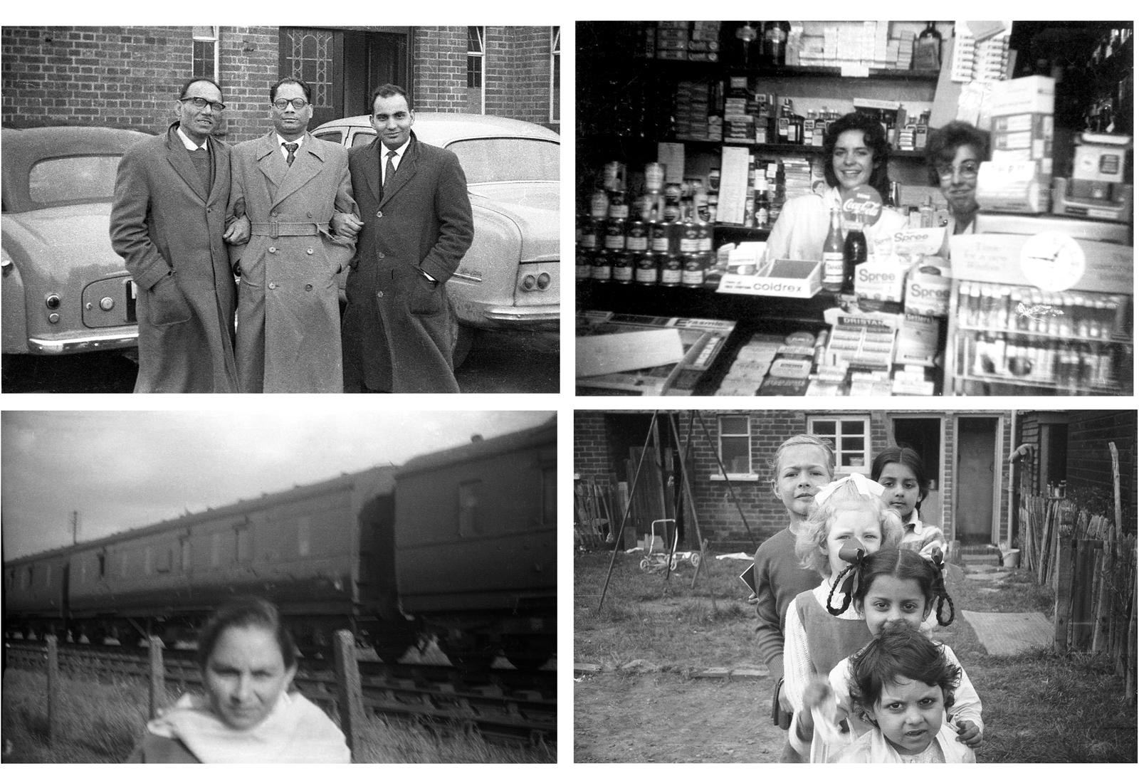 Various Images around Inkerman st, Wolverhampton c1964.