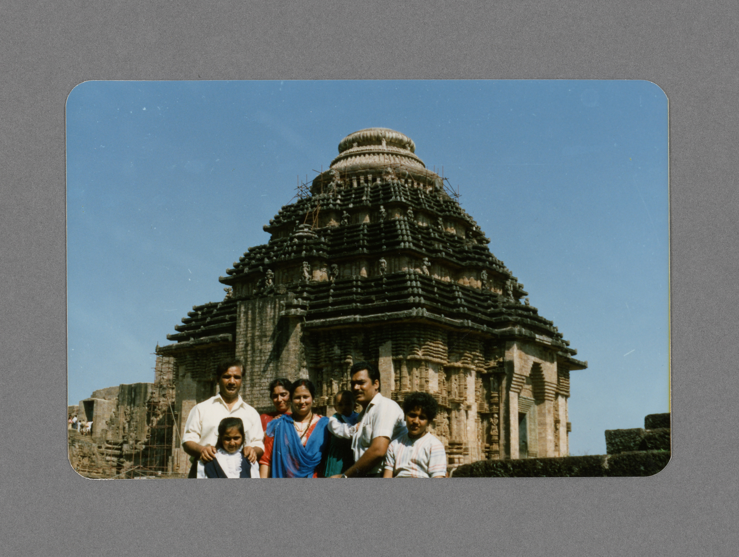 Jagannath Temple, Odisha, India c.1986