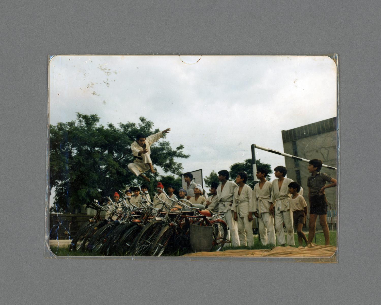 Calcutta, India c.1979