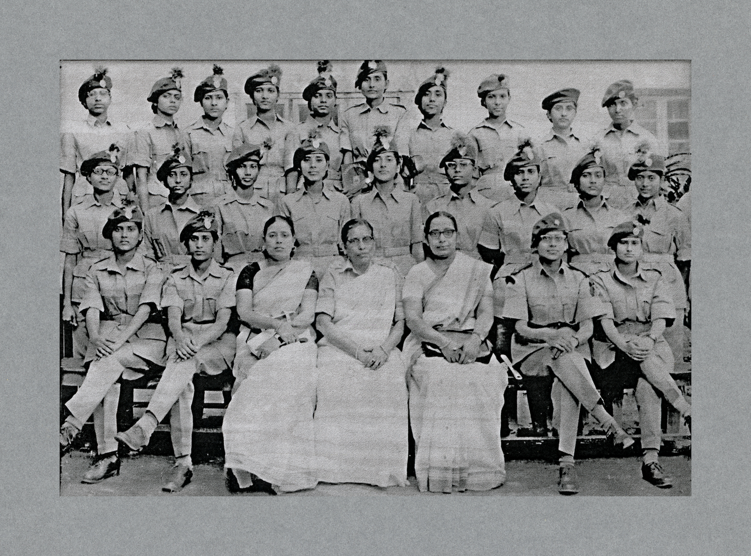 Victoria College, Calcutta, India c.1972