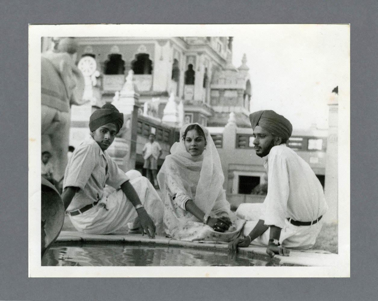 Birla Mandir, New Delhi c.1960