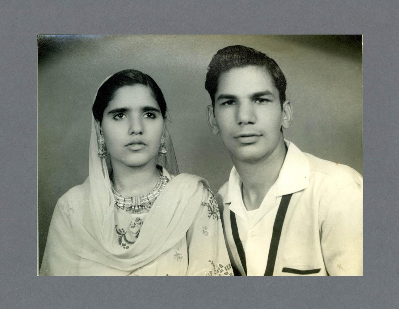 Sansarpur, Punjab c.1960