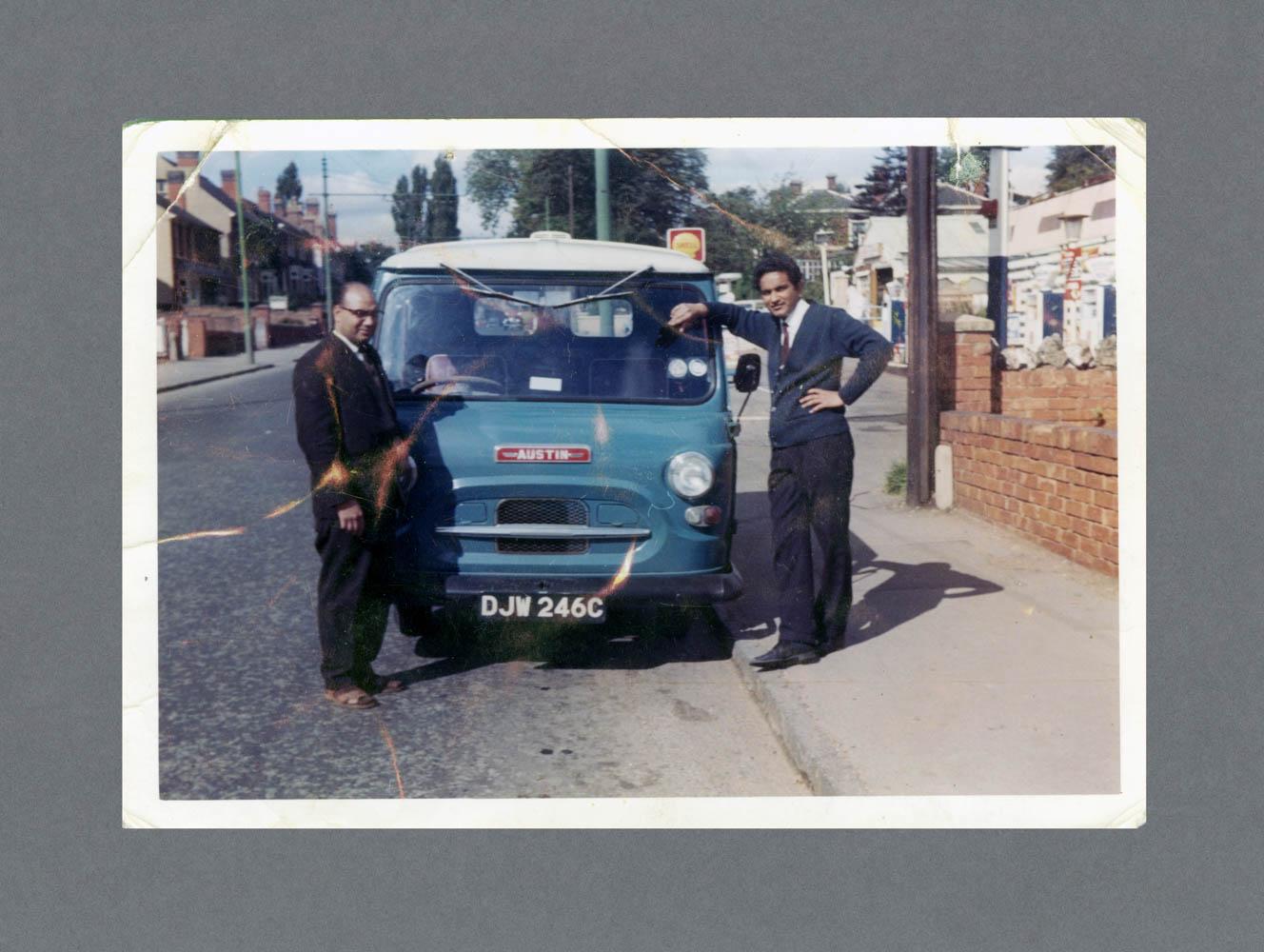 Wolverhampton Rd. East c.1970