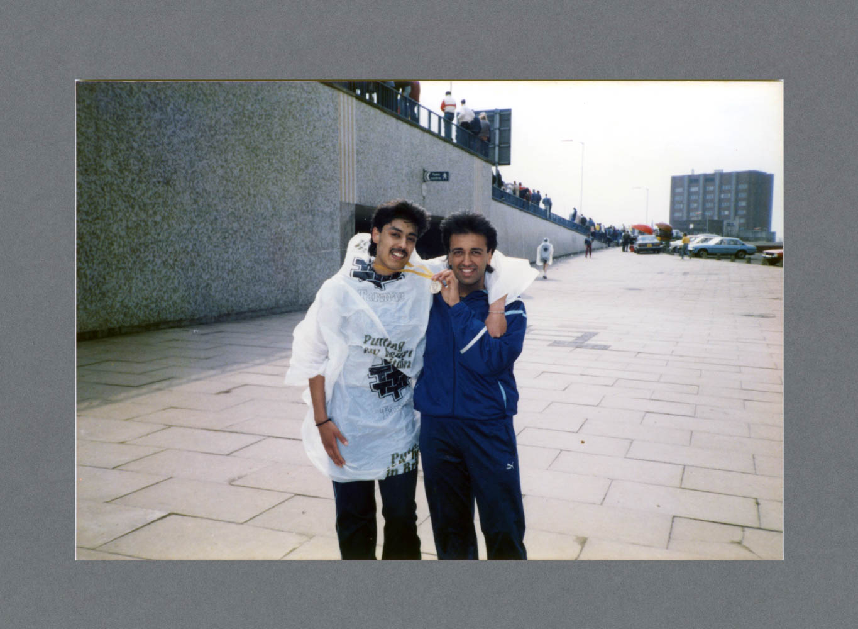 W-ton marathonnr. Molineux c.1985