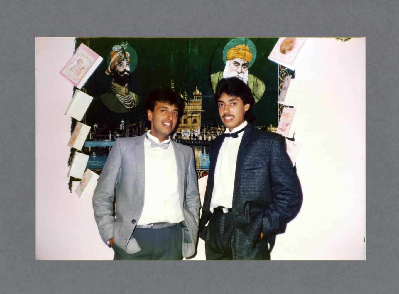 Knox Rd. c.1985