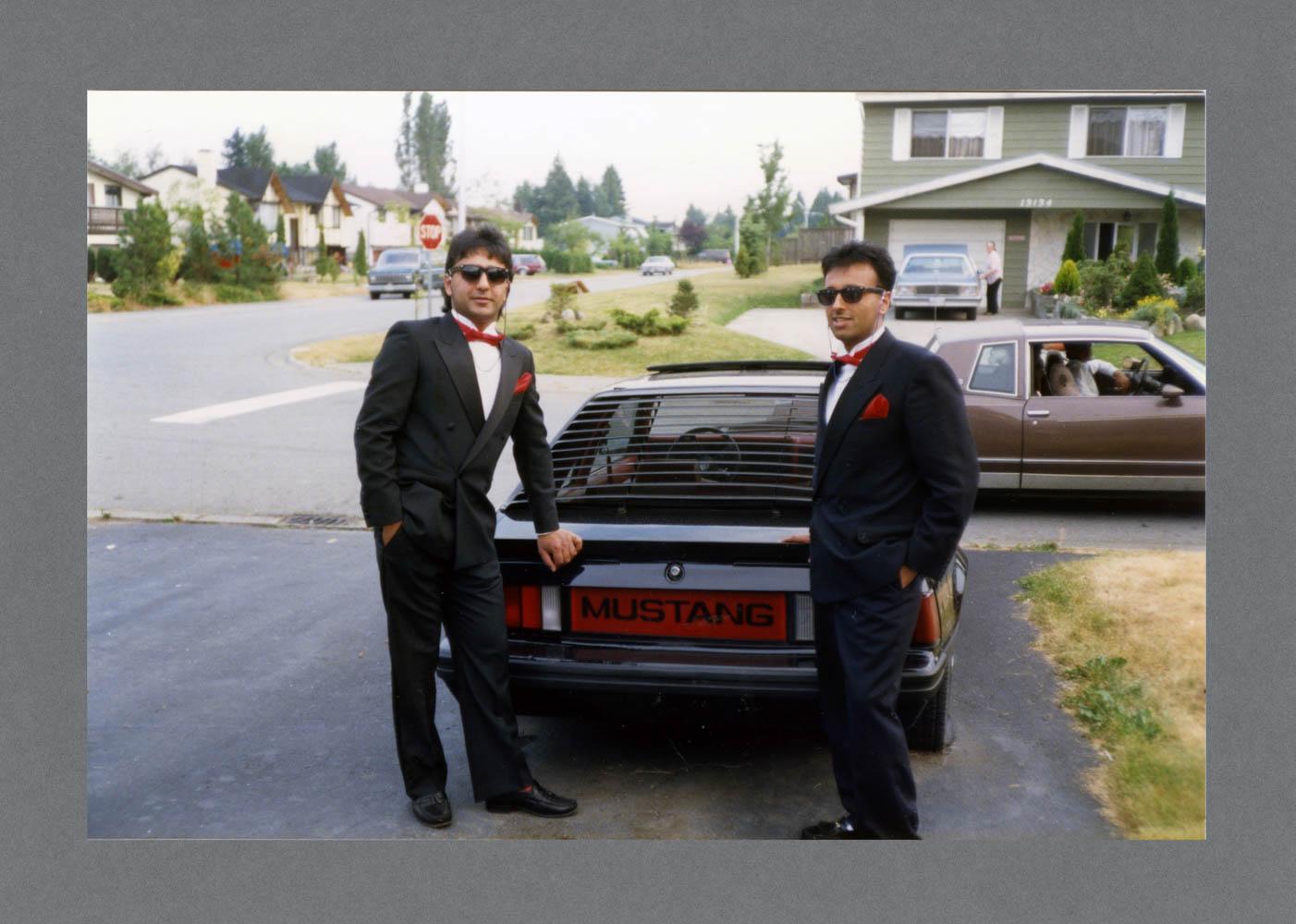 Vancouver, Canada c.1988