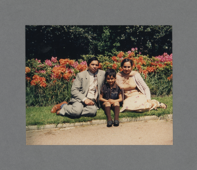 Hickman Park c.1985