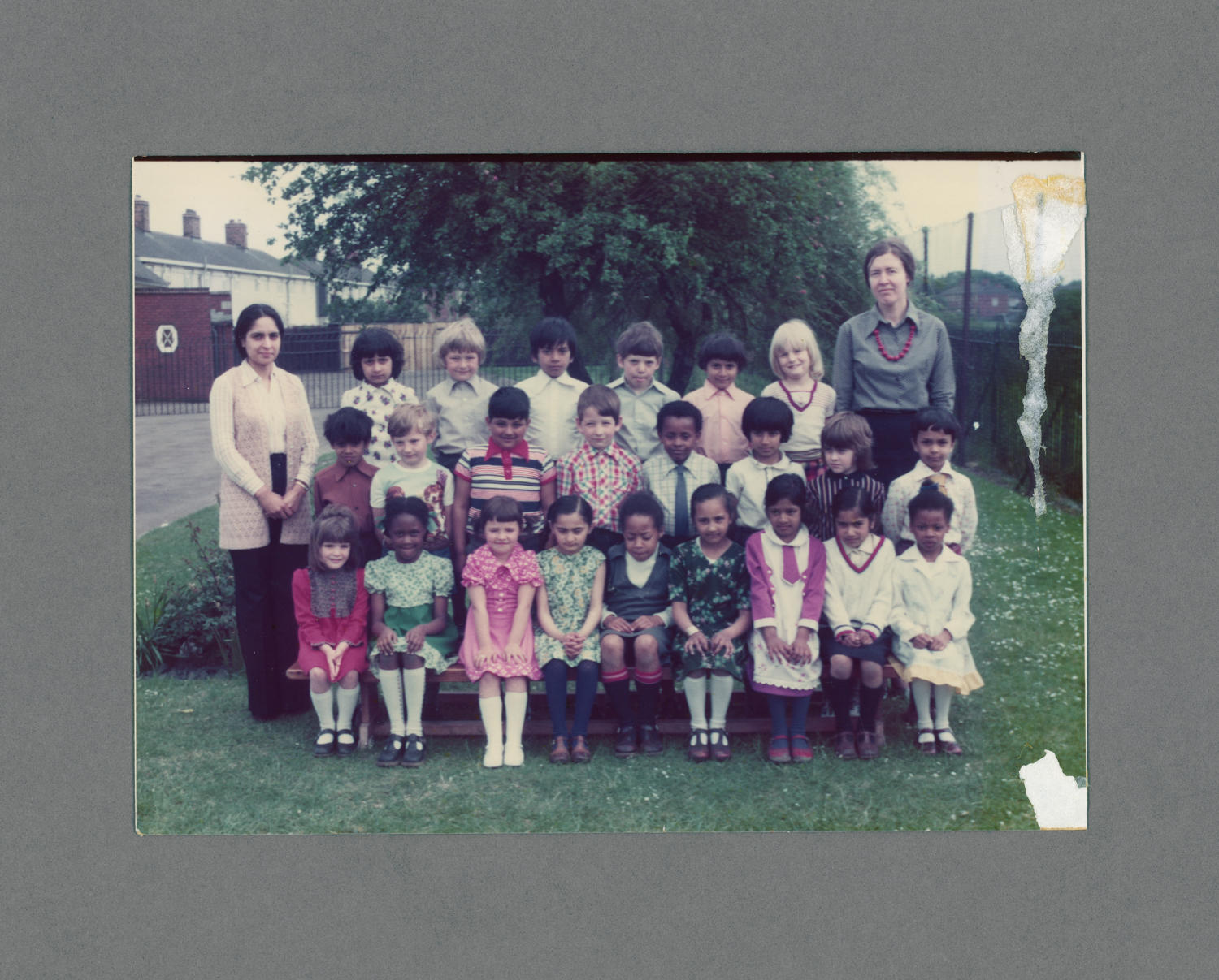 Ettingshall School c.1978