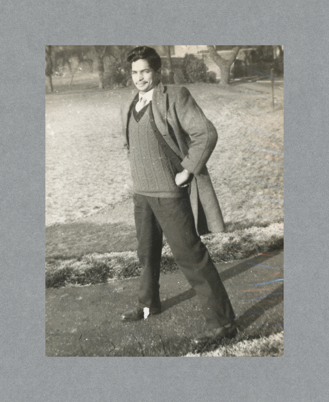 Hickman Park c.1964