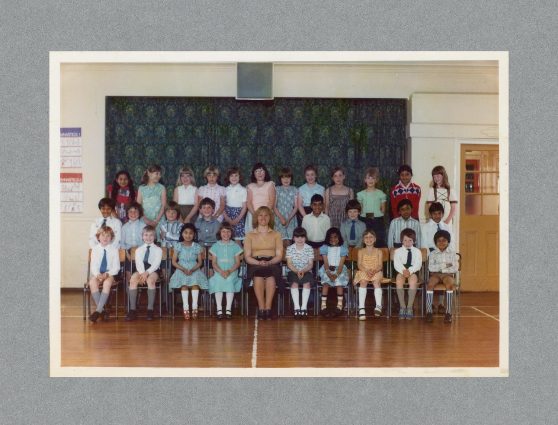 Ettingshall School c.1978