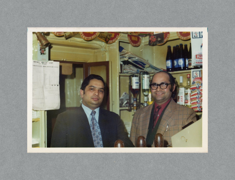 Pub, Wellington Rd. c.1976