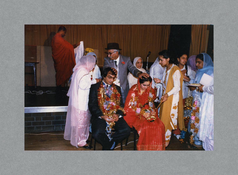 WMTravel social club, W-ton c.1988