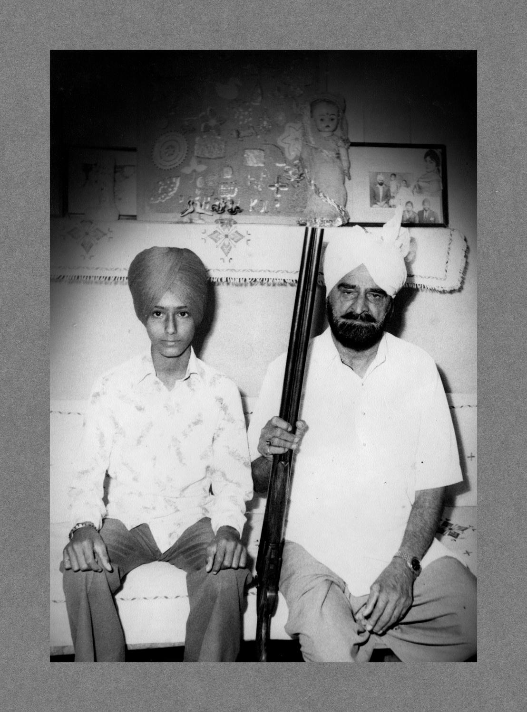 Punjab, India c.1976