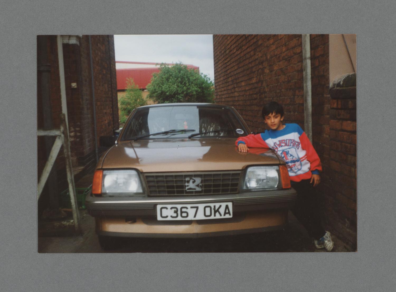 Burshbury Lane c.1988