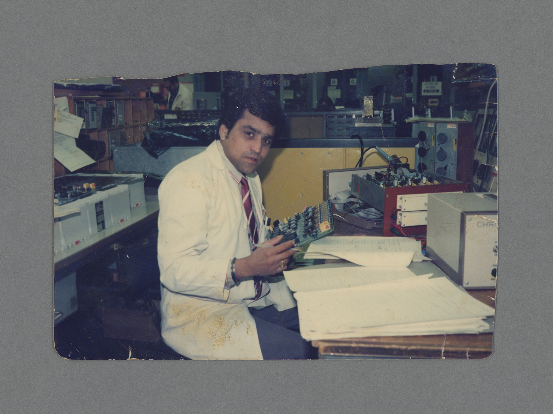 Staffordshire c.1986