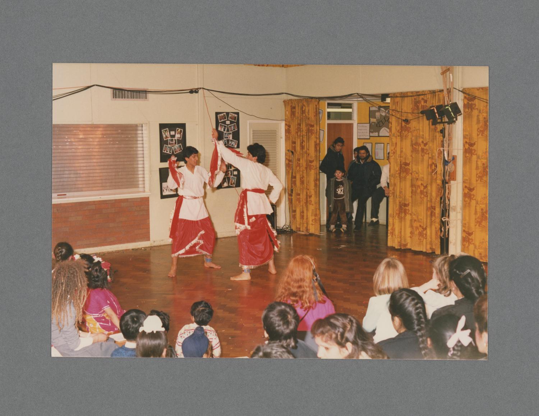 Dunstall Primary School c.1986