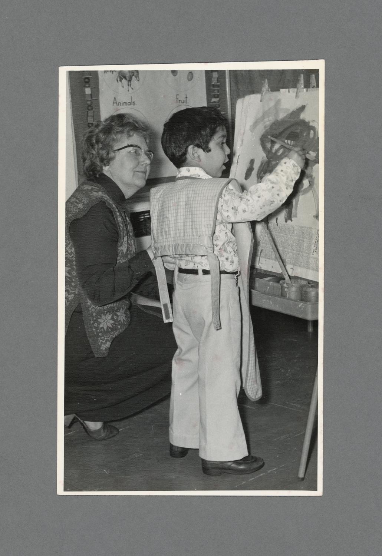 Dunstall Primary School c.1975