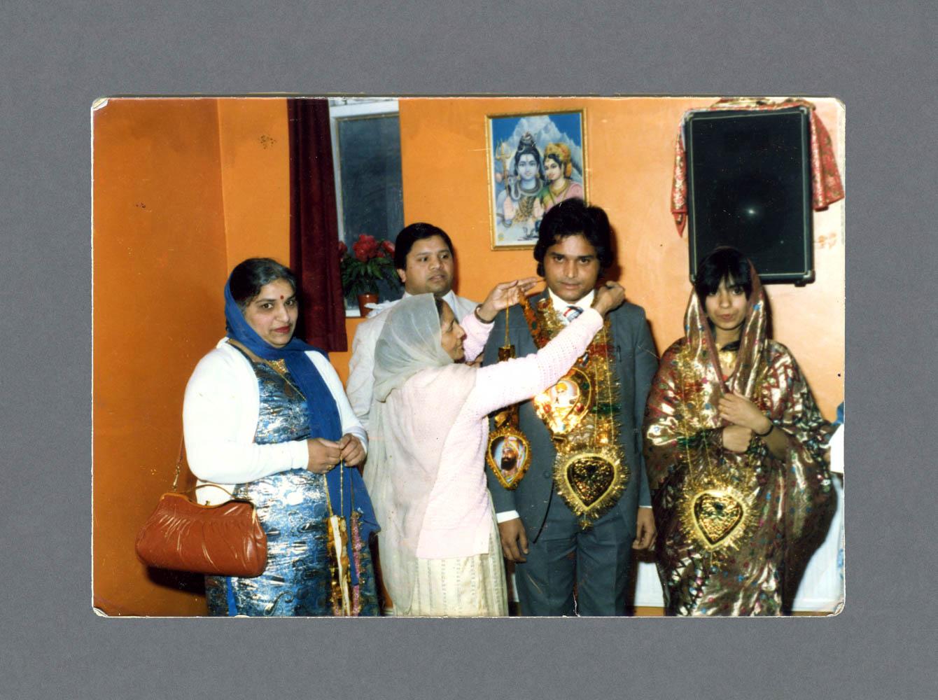 Shri Dhurga Bhawan, Wellington Rd. c.1988
