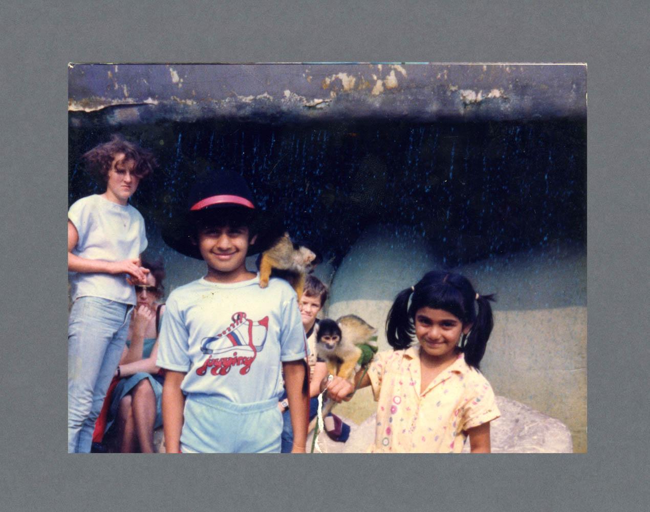 Safari Park, Bewdley c.1984