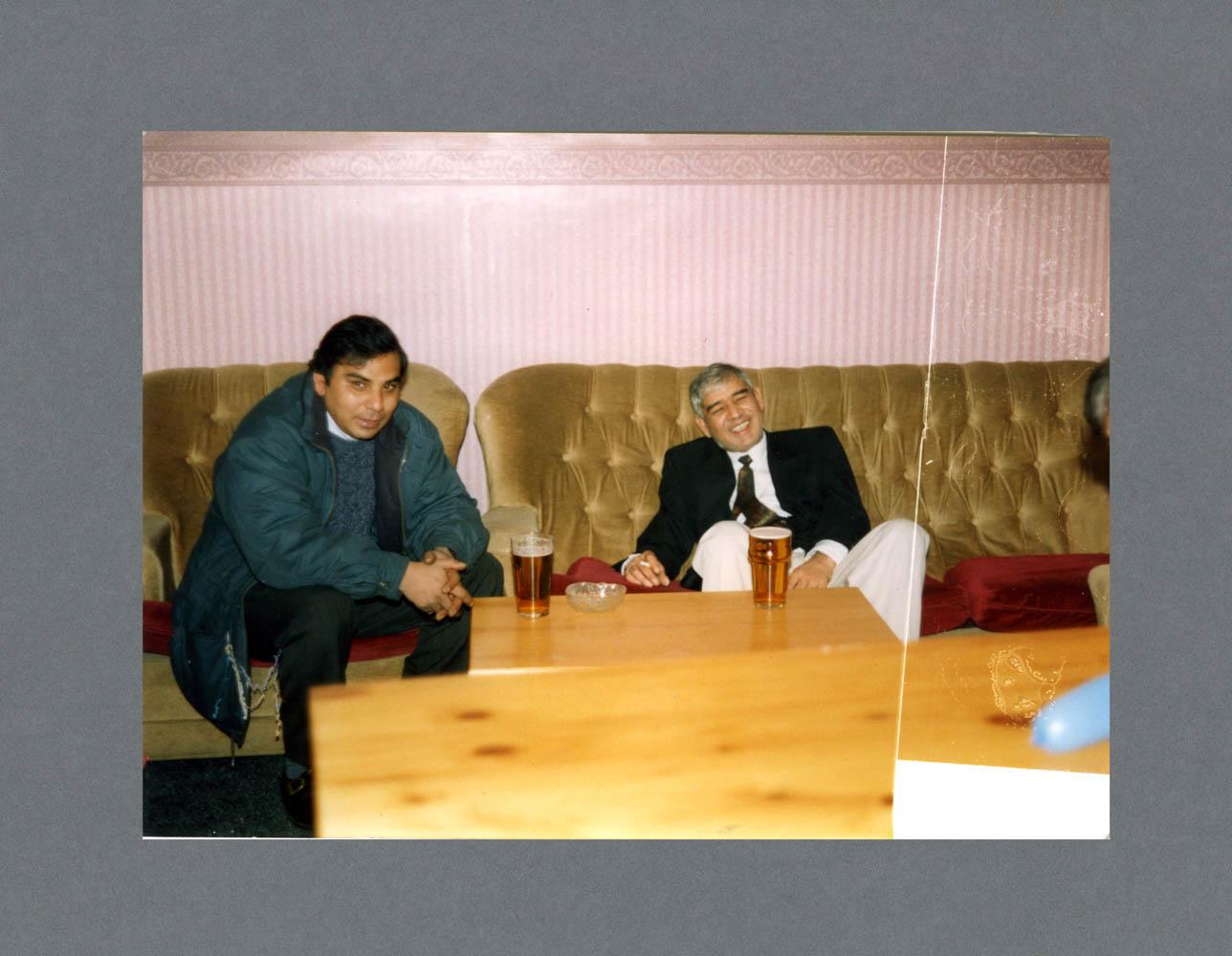 Angel Inn, Bilston c.1989