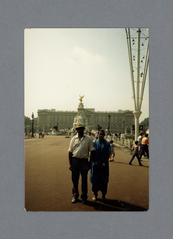 Buckingham Palace, London c.1986