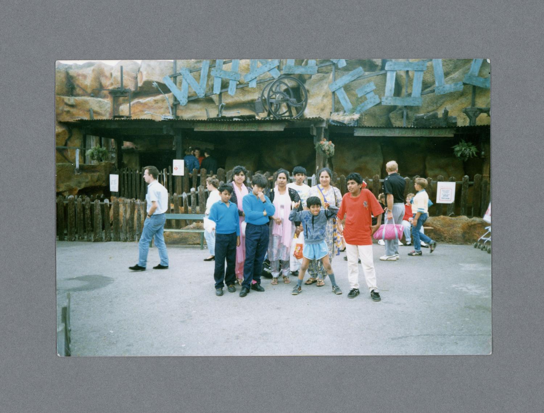 Unknown theme park