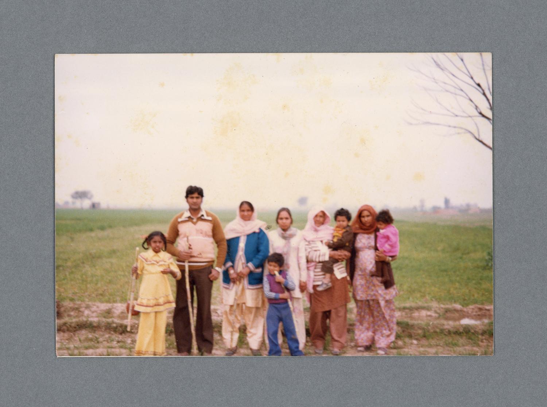 Punjab, India c.1978