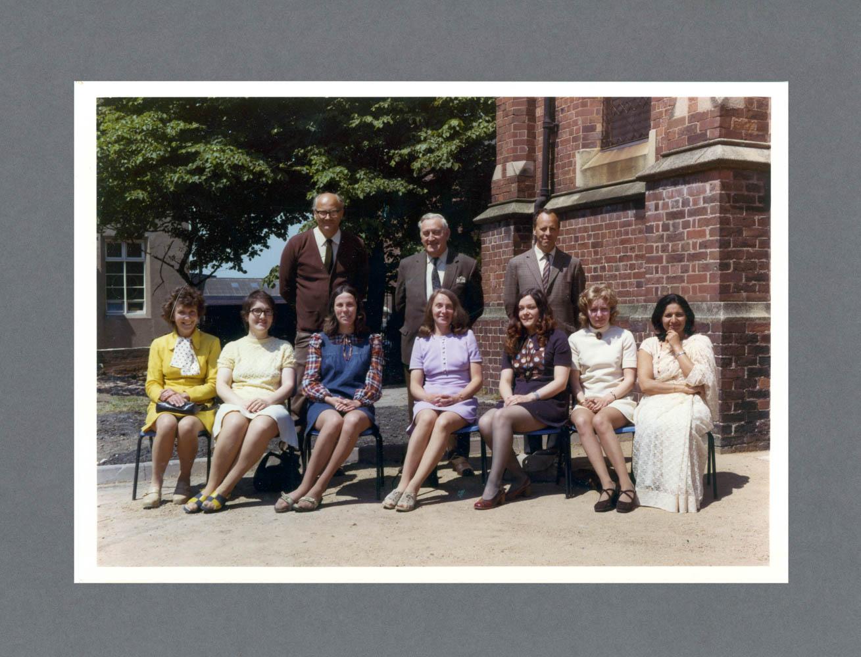 Holy Trinity Primary, West Bromwich c.1976