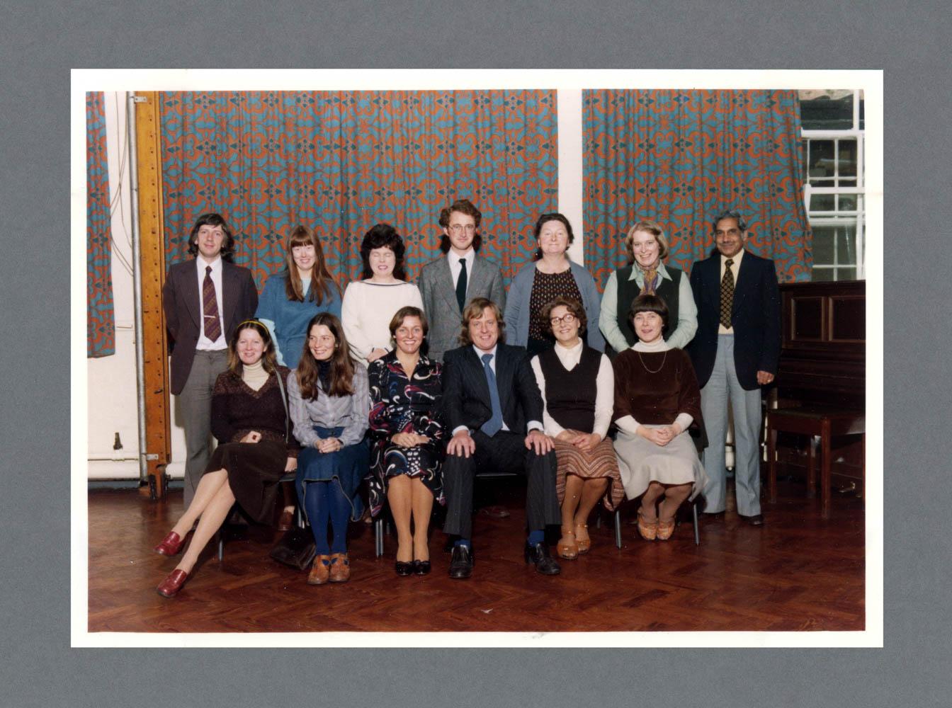 Christ Church Primary, W-ton c.1980