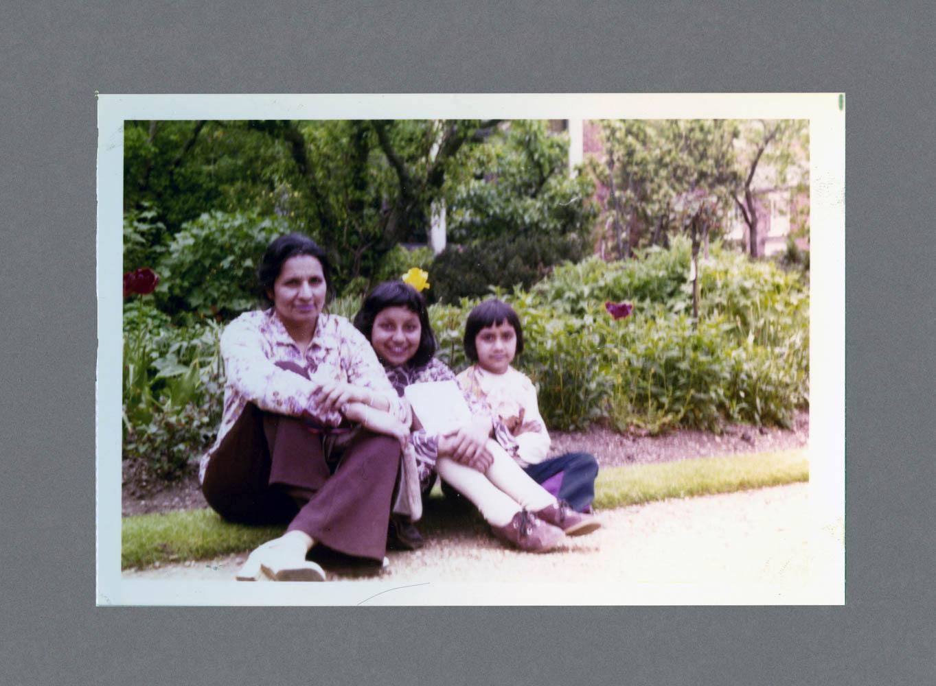 Bantock Park c.1974