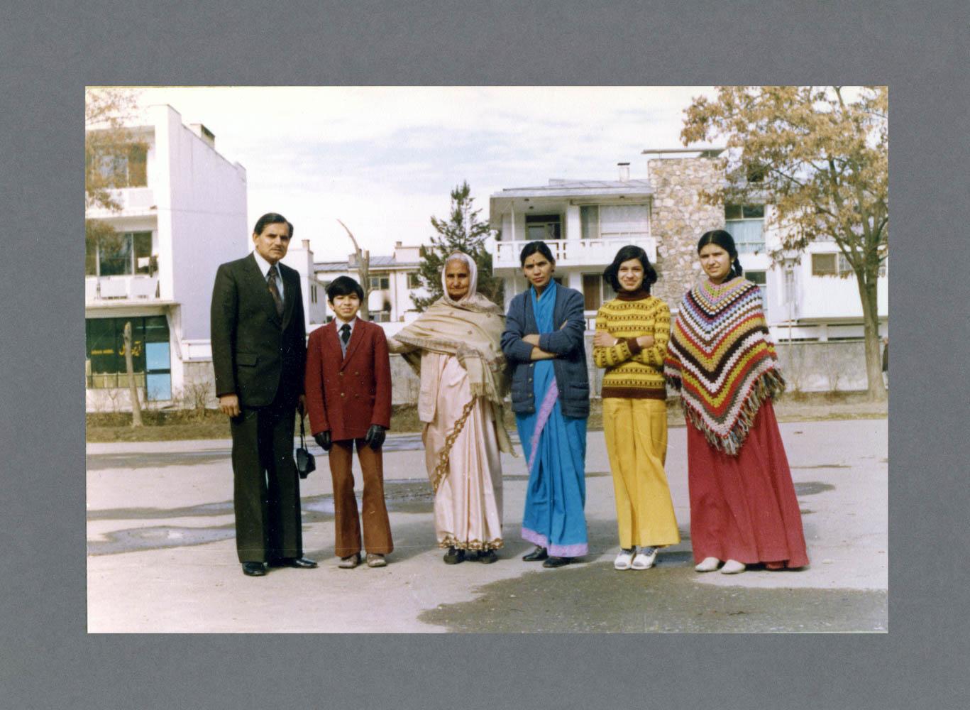 Kabul, Afghanistan c.1974