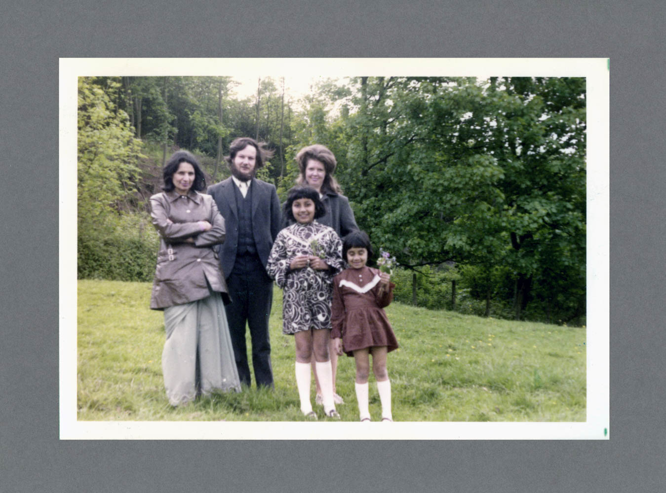 The Scotlands c.1977