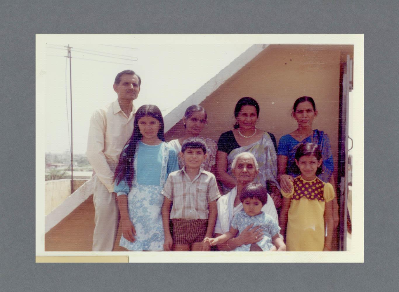 New Delhi, India c.1975