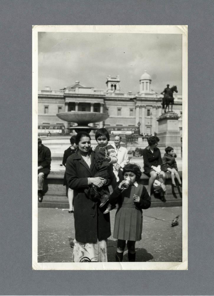Trafalgar Square, London c.1970