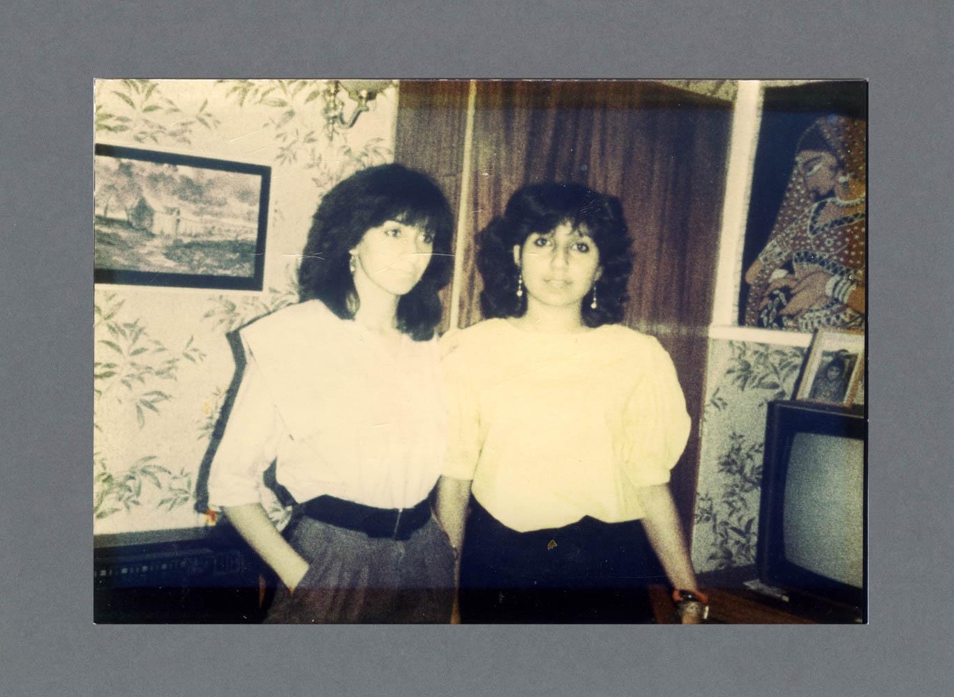 Woodcote Rd c.1987