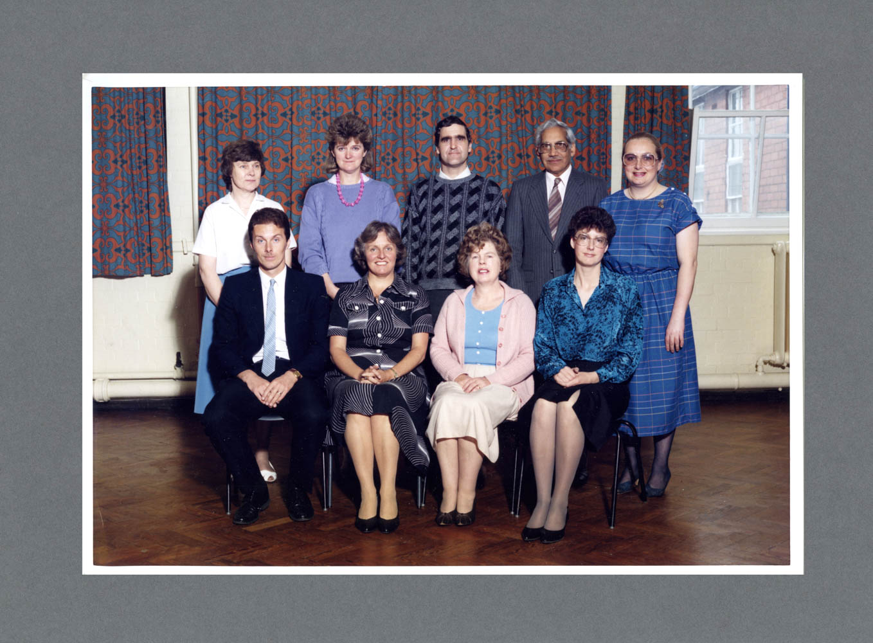 Christ Church Primary, W-ton c.1989