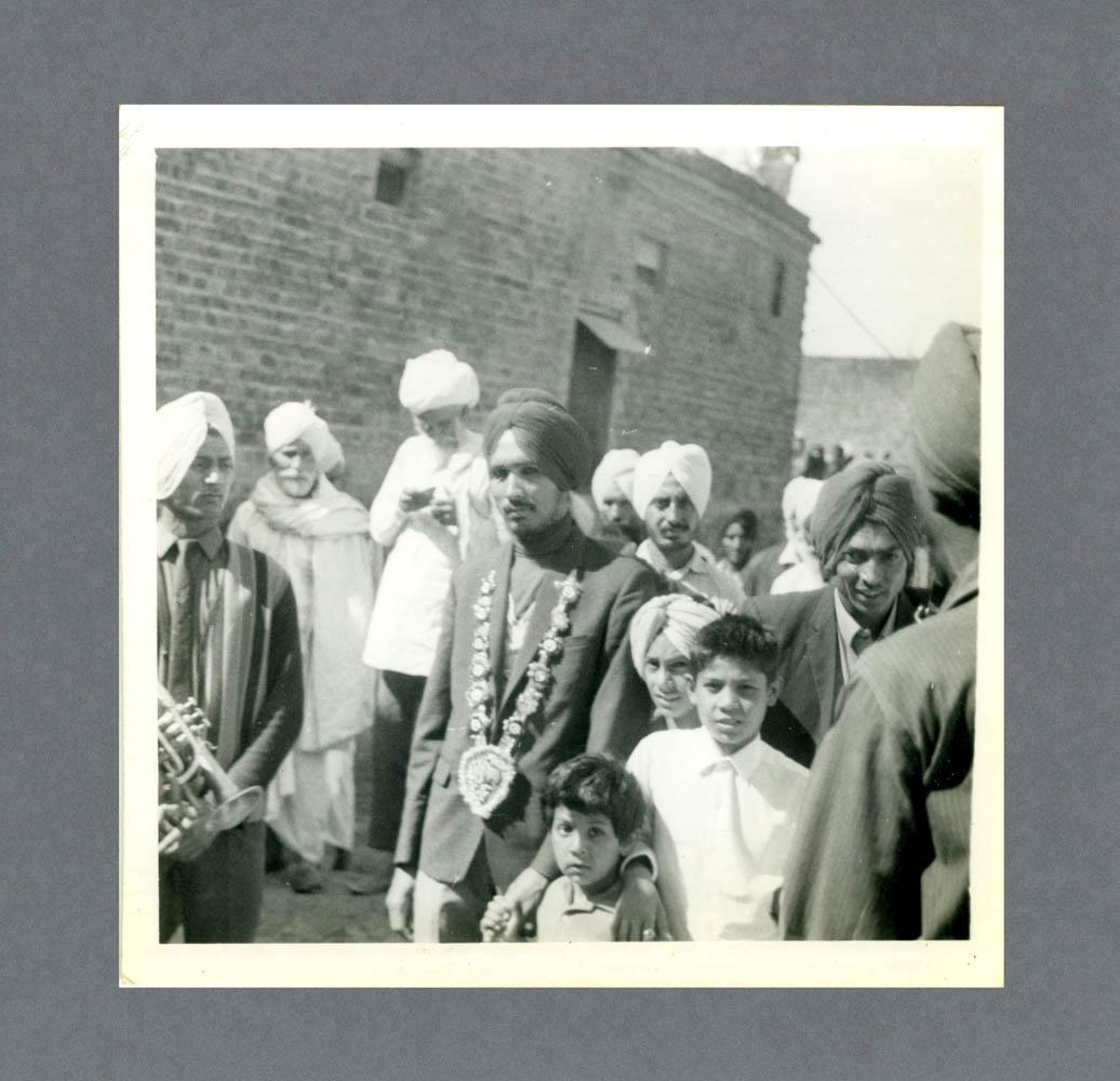 Mazari, Punjab c.1970