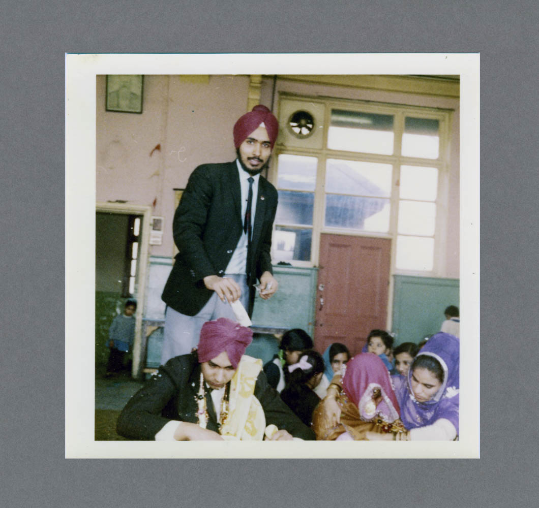 Smethwick Sikh Temple c.1973