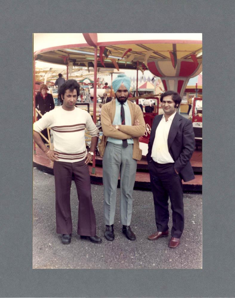 Rhyl, Wales c.1973