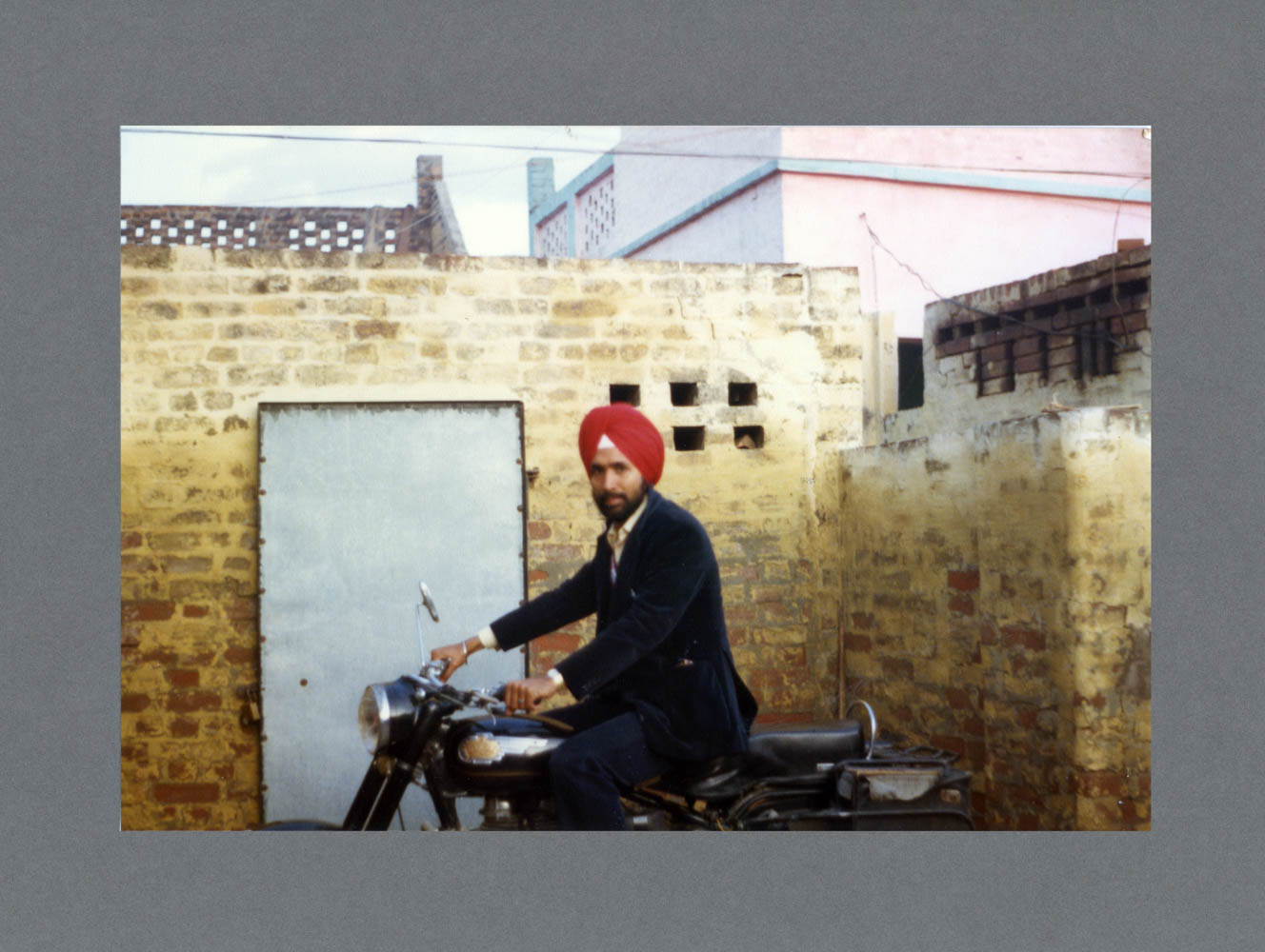 Lakhpur, Punjab c.1983