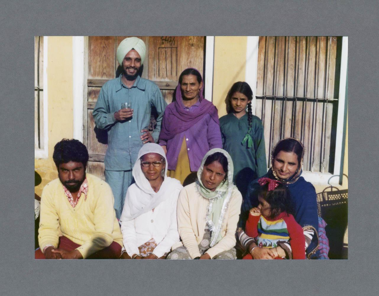 Mazari, Punjab c.1978