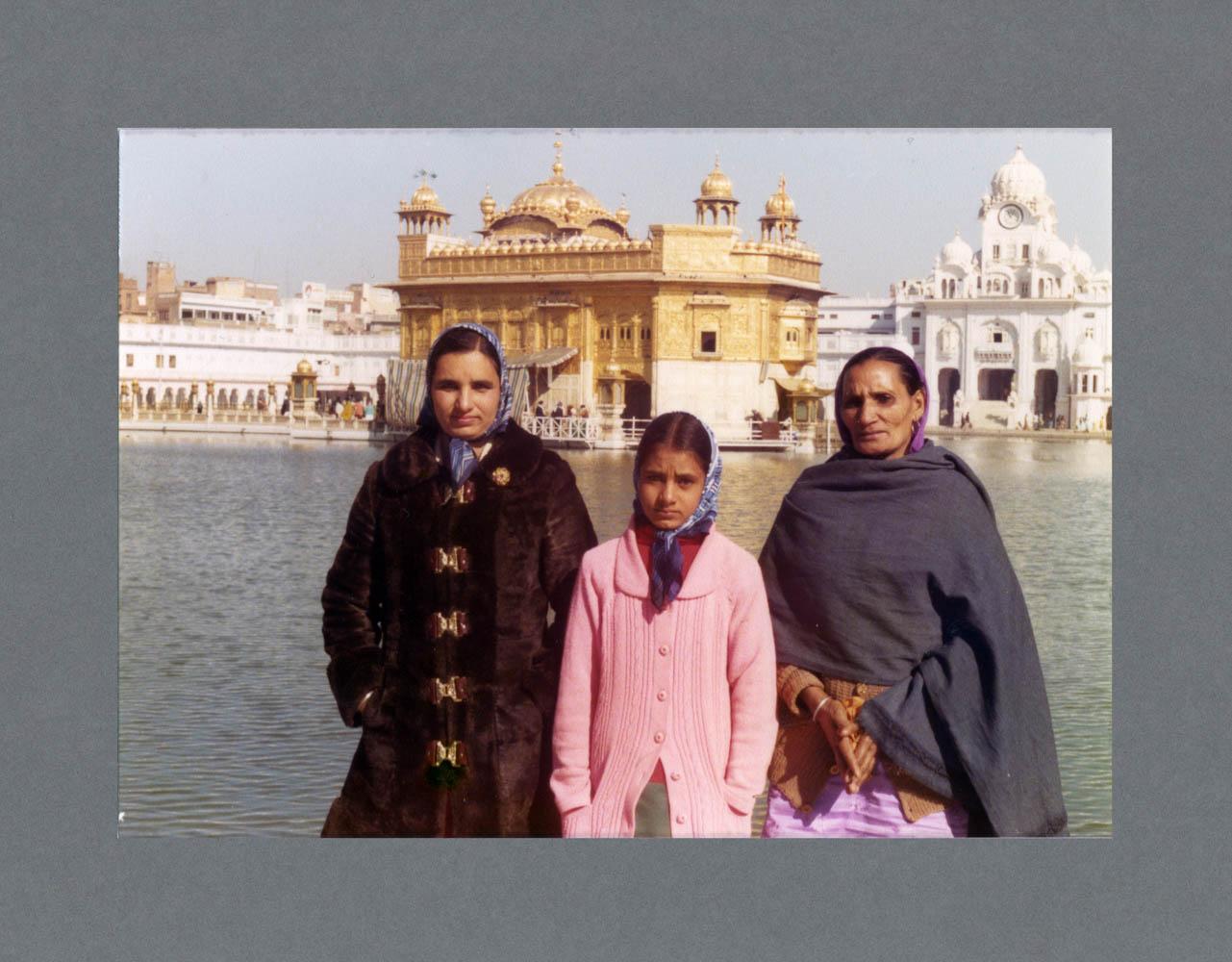 Golden Temple, Amritsar, Punjab c.1978