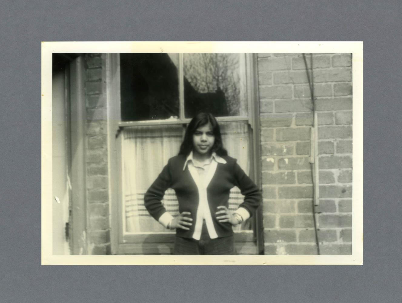 Bruford Rd. c.1979