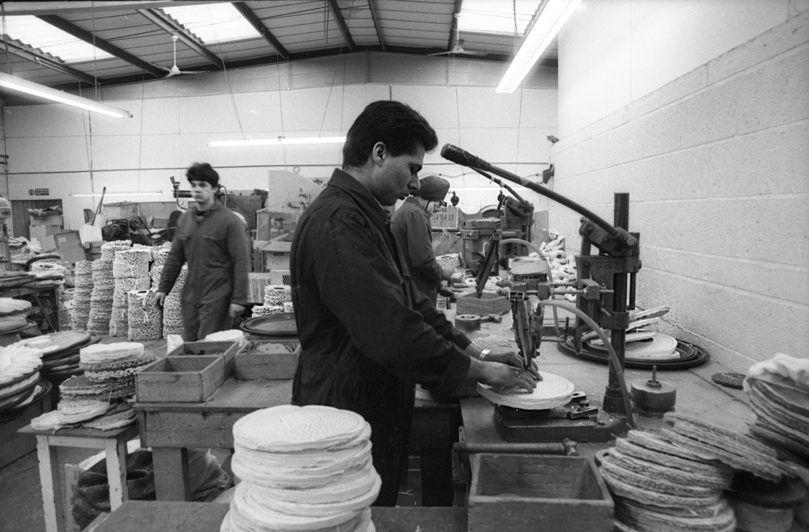 Punjabi worker
