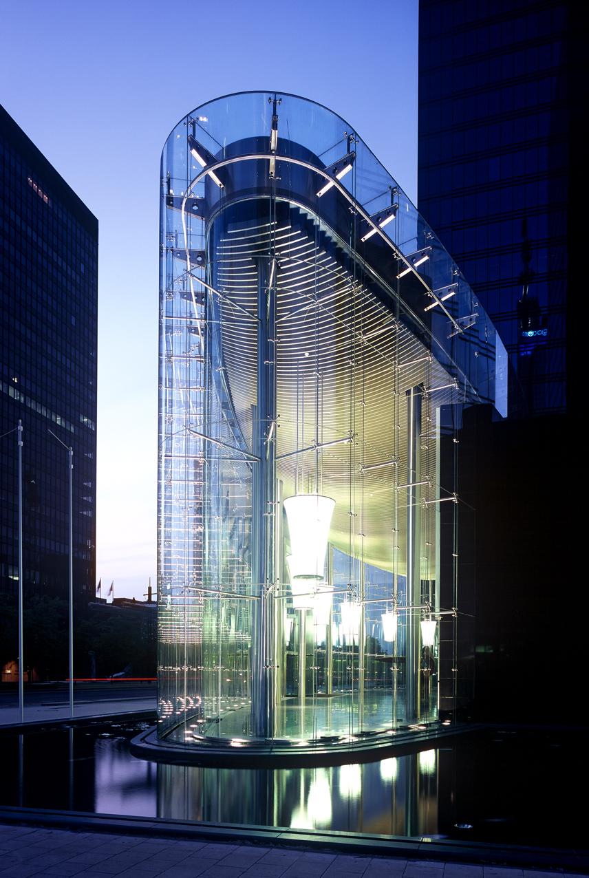 Jaspers-Eyers,  Art & Build,  Montois Partners