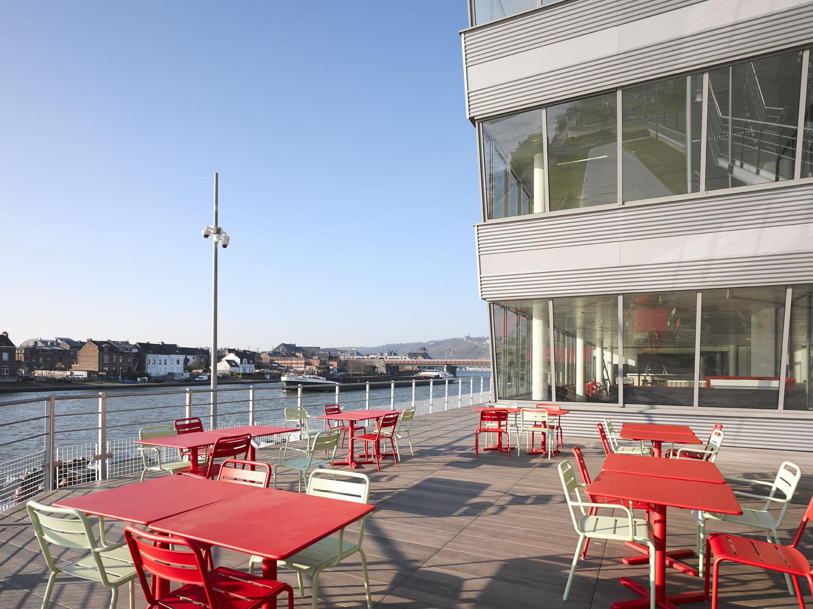 Montois Partners Architects  Atelier de l'Arbre d'Or