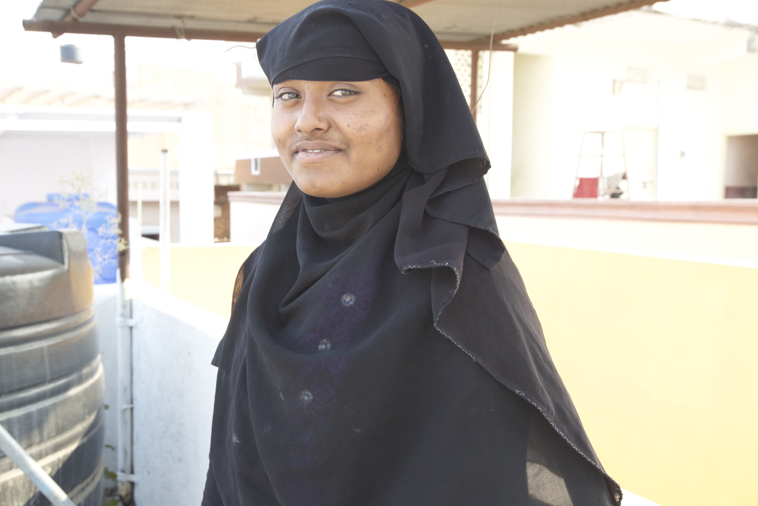 As soon as Tayyaba moved from Hyderabad to Aslam's village in Maharashtra her in laws began abusing her. They were possessive of Aslam, and treated her like a laborer. She was forced to work long hours in outdoor labour, coming home only late at night. Because she was working outside the house (even thought it was at their demand), she was accused by her in laws of having an affair with another man. Aslam was agitated by all the hate directed towards Tayyaba, and would beat her often out of anger.   Click here to read more...