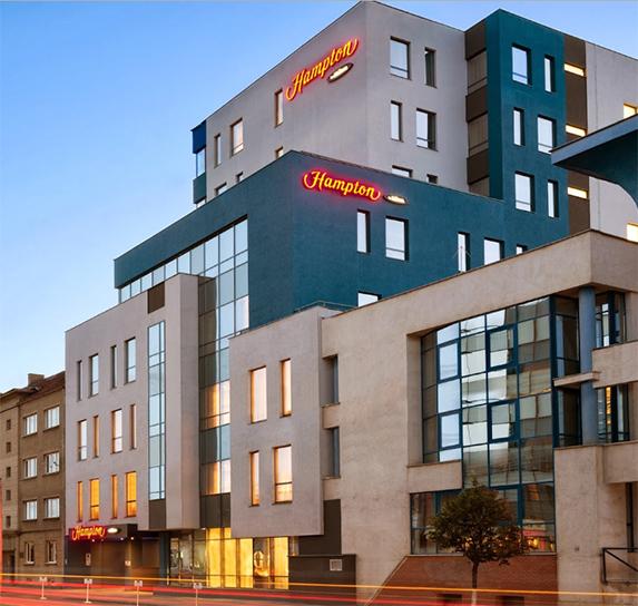 Studiu fezabilitate pentru HAMPTON by Hilton Cluj Napoca (FUTURE INVEST), Iun 2010